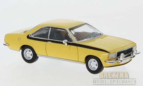 PCX870037 - Opel Commodore B coupé, jaune