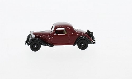BoS 87521 - Citroën Traction 7C, faux cabriolet 1936, rouge carmin